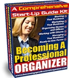 Becoming a Professional Organizer